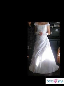 Suknia ślubna- okazja !!!