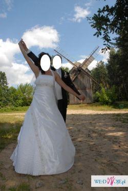 Suknia ślubna Oliwia