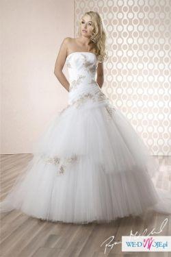 Suknia ślubna Papa Michel model Edessa