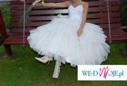 Suknia ślubna PAPILIO 719 2w1