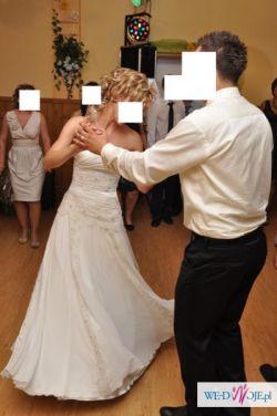 Suknia ślubna PAPILIO 925 z salonu Evita