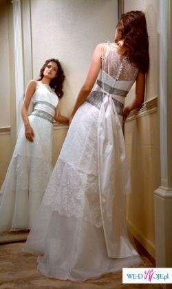 suknia slubna Papilio model 2008