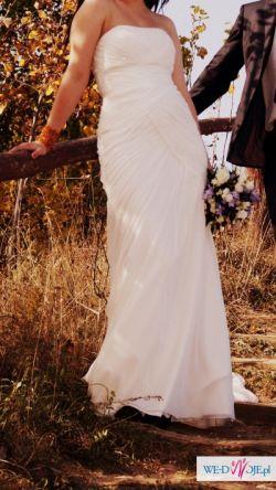 Suknia ślubna Paraje Pronovias