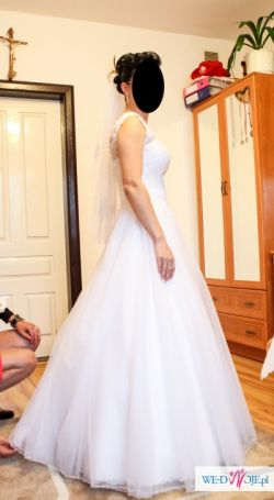 Suknia Ślubna PENELOPA firmy ESTERA