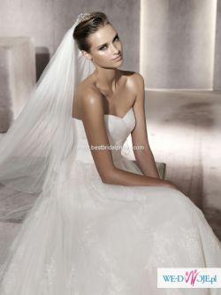 Suknia Ślubna Pergola Pronovias