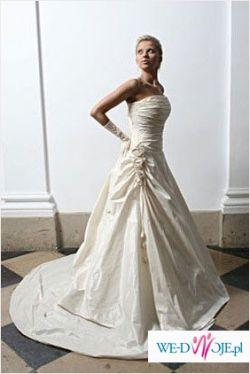 Suknia ślubna Persa - bardzo lekka!