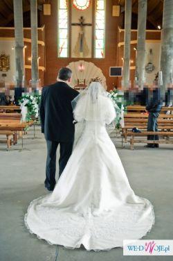 "Suknia ślubna PHIL COLLINS ""BIANKA"""