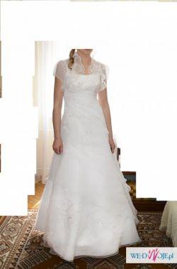 Suknia Ślubna -Piękna i niepowtarzalna