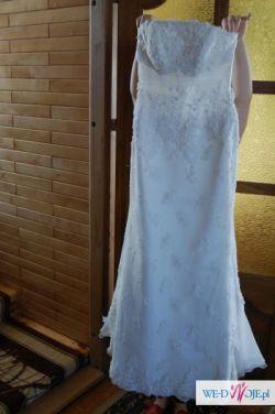 Suknia Ślubna piękna tanio !!!!!! 1000zł!!!