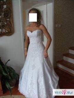 Suknia ślubna !!! Piękny model !!!