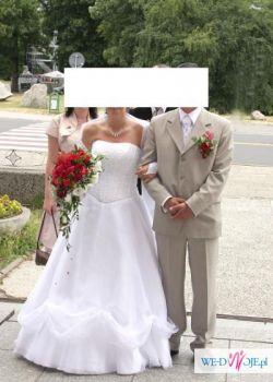 Suknia ślubna - Polecam