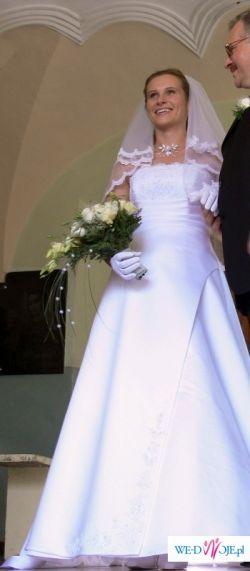 Suknia ślubna- POLSASNTA- MONIKA