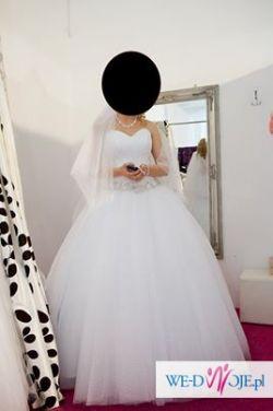 suknia slubna princess
