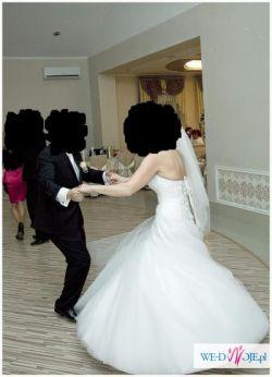 suknia ślubna PRINCESS,KSIĘŻNICZKA  DARLA z salonu ANGEL
