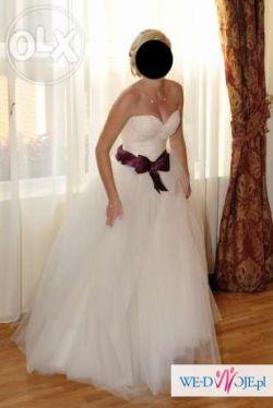 Suknia ślubna Princess Maxima 7713 Suknie ślubne Ogłoszenie