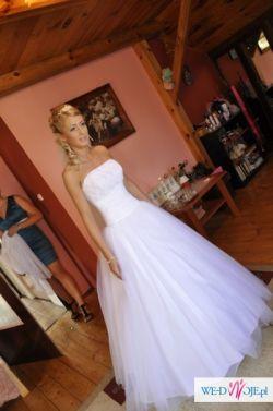 Suknia ślubna princessa Agnes 10223A