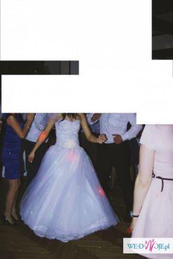 Suknia ślubna Princessa/Księżniczka 34-36-38 + Gratisy