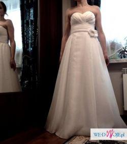 suknia ślubna princessa sweetheart