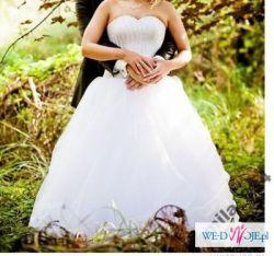 Suknia ślubna Princessa-Tracy