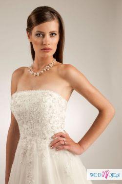 suknia slubna princessa verise bridal colette
