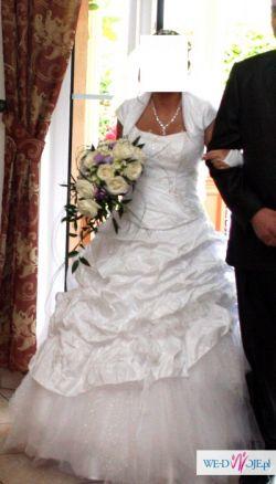 Suknia ślubna PRINCESSA z salonu KARINA