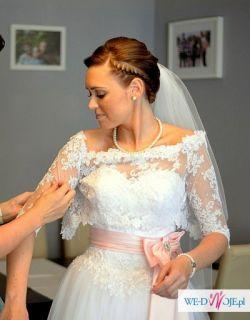 Suknia ślubna Priscilla Emmi Mariage - księżniczka