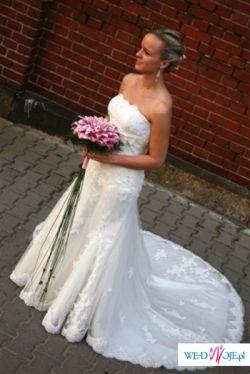 Suknia Ślubna Prisma, San Patrick