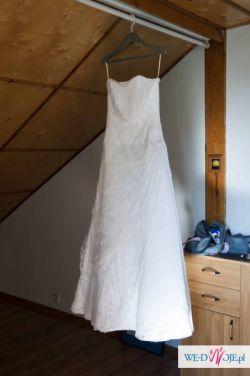Suknia ślubna - Promocyjna cena