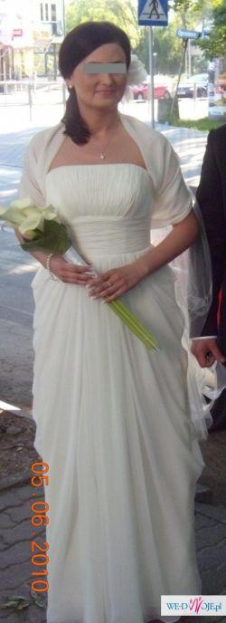 Suknia ślubna PRONOVIAS 2010 - model MARISA
