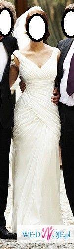 Suknia ślubna Pronovias ABACO 2011 r. Oryginalna Śląsk