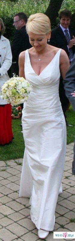 suknia slubna PRONOVIAS ADAM 2008