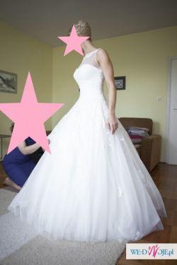 suknia slubna pronovias Alcanar