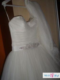 Suknia ślubna Pronovias Barbate