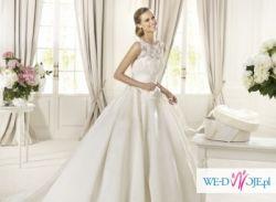 Suknia ślubna PRONOVIAS DALIA 2013 rozmiar34