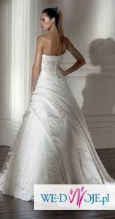 Suknia Ślubna Pronovias Davis