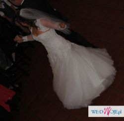 Suknia ślubna  Pronovias famosa