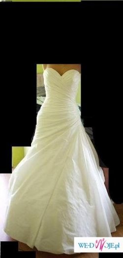 Suknia ślubna PRONOVIAS  -  Harlem