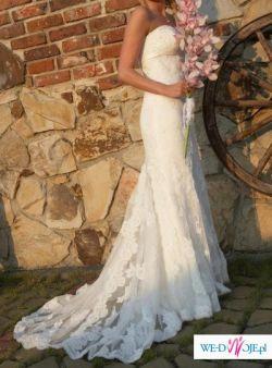 Suknia  ślubna Pronovias Lorna 34