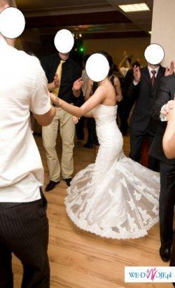 suknia ślubna PRONOVIAS LORNA