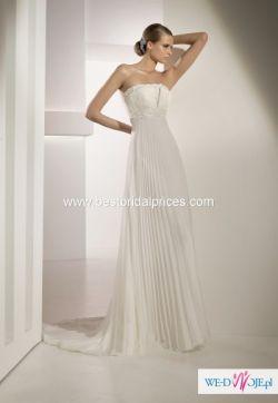 Suknia ślubna PRONOVIAS MINERVA  kolekcja 2010