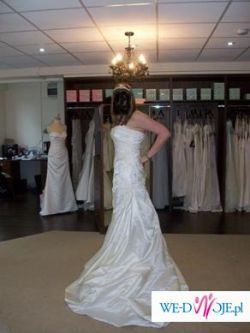 Suknia slubna PRONOVIAS model 2009