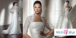 Suknia ślubna Pronovias model Daifa 2008