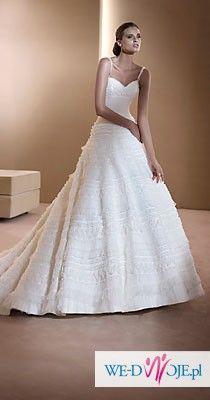 Suknia ślubna PRONOVIAS model FAZ kolekcja 2011