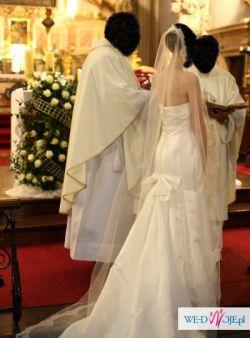 suknia  ślubna Pronovias model Ferma- kolekcja 2011 !!!