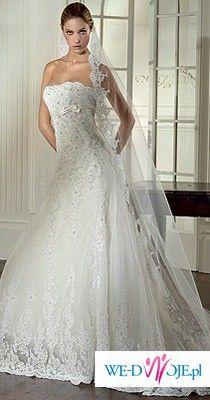 Suknia Ślubna Pronovias Nalon