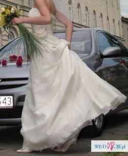 Suknia ślubna Pronovias Neptuno 36/38 Gratis IDEAŁ