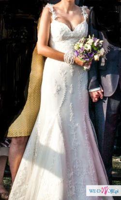 Suknia ślubna PRONOVIAS SALERMO przepiękna