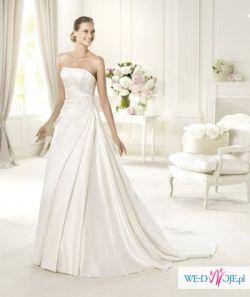 Suknia ślubna Pronovias Uxue 2013