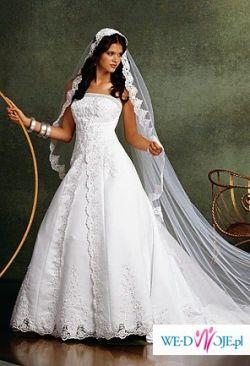 Suknia ślubna prosto z USA - sprzedam