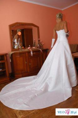 Suknia ślubna przepiękna